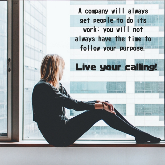 A company will always get people to do its work